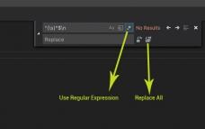 How to remove empty lines in Visual Studio Code image