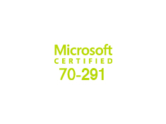 Exam 70-291: Implementing, Managing, and Maintaining a Windows Server 2003 Network Infrastructure image