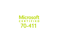 Exam 70-411: Administering Windows Server 2012 image
