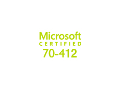 Exam 70-412: Configuring Advanced Windows Server 2012 Services image