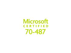 Exam 70-487: Developing Windows Azure and Web Services image