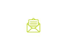 HTML Email Newsletter image