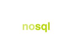 NoSQL image