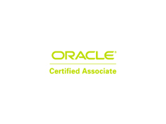 Oracle Database: SQL Certified Expert (Introduction to SQL) Certification image